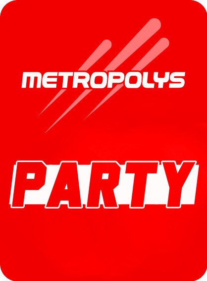 Metropolys Party, la webradio