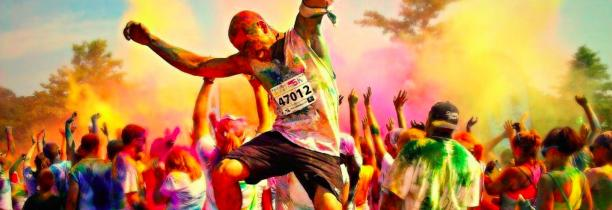 La Color me Rad de retour ce week-end