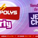 Metropolys Party 19 juin 2020 20h-22h