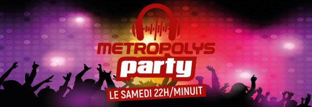 METROPOLYS PARTY 24 NOVEMBRE 2018